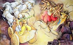 Art Of Ramayan - ISKCON desire tree 03 (ISKCON Desire Tree) Tags: art ram ravan iskcon lakshman ramayan ramayanart sitahanuman