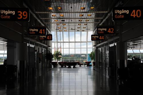 Stockholm Arlanda空港