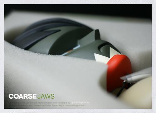 TTF COARSE JAWS / pixie