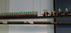 rmische Legionen (die.tine) Tags: museum nrw soldiers ruhrgebiet playmobil soldaten haltern varus ruhrpott imperium romanlegions rmischelegionen