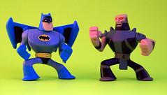 Batman vs Kanjar Ro