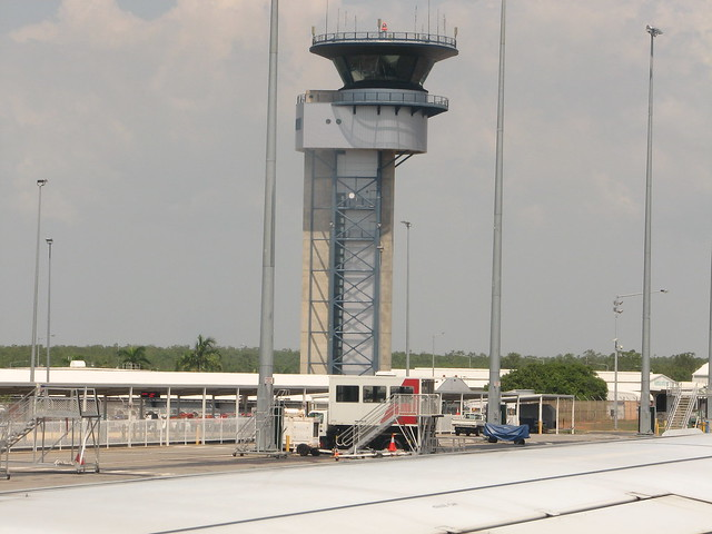 Darwin's Airport Control Tower October 2008