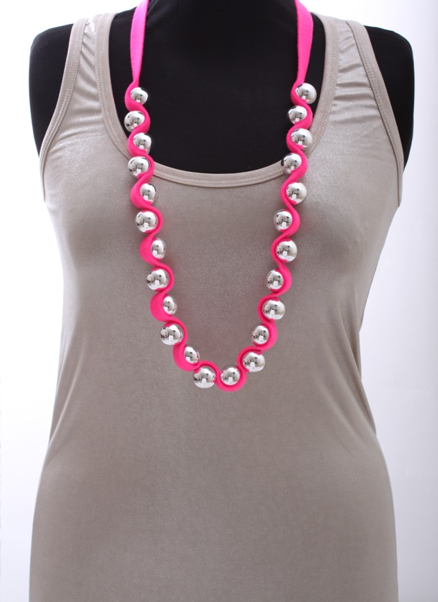 Balls Necklace 2