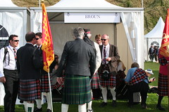 Clan Broun at The Gathering 2009