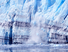 Calfing Glacier - Global Warming? (drurydrama (Len Radin)) Tags: face alaska expression glacier communication emotional drama tension anxiety globalwarming princewilliamsound calfing saariysqualitypictures mygearandme