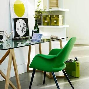 Classic Desk Bookshelf Black Color Kitchen