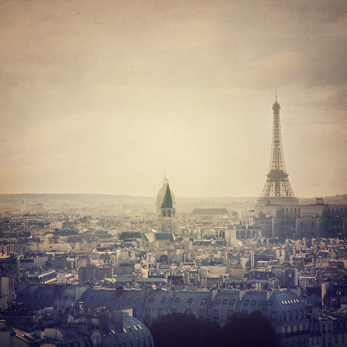 I left my heart in Paris / Irene Suchocki