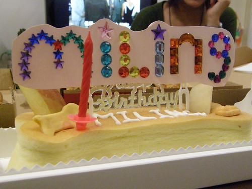 你拍攝的 【SP550】慶生蛋糕。
