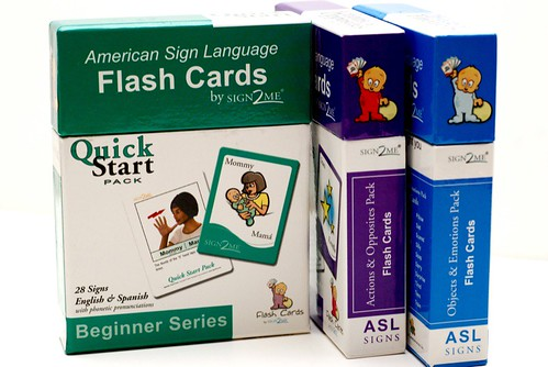 RaJen Review: ASL Flash Cards