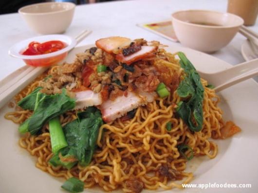 Sarawak Kolo Mee