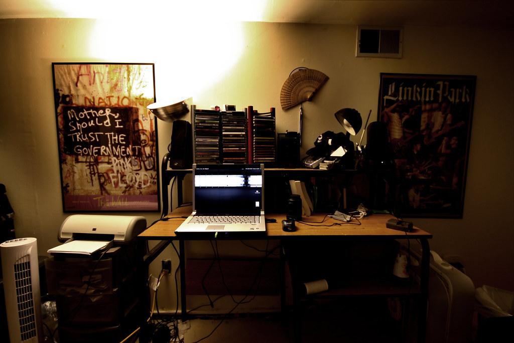 077/365 :: Workspace