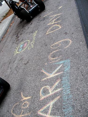 PARK(ing) Day 2009