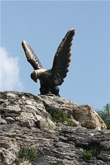 Big Eagle Sculpture in Pyatigorsk