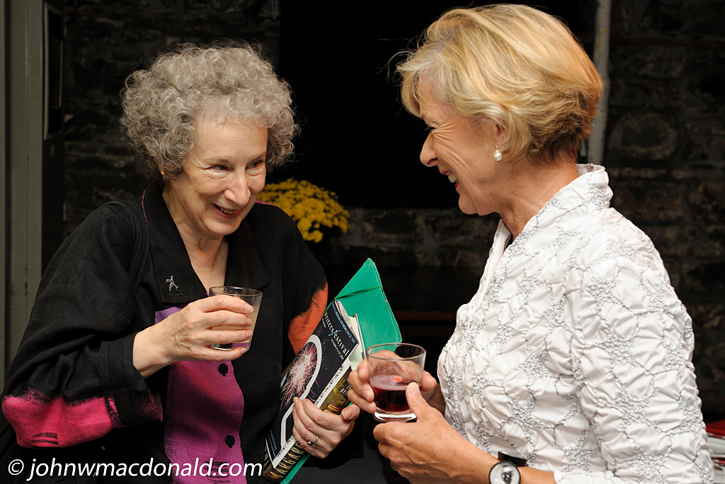 Margaret Atwood & Charlotte Gray