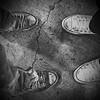 White Converse (Stromboly) Tags: bw white fashion shoes moda zapatos tennis converse tenis duotono