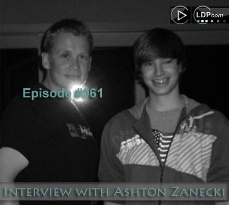 Shownotes Ashton Zanecki