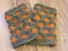 Cairn mitts finished