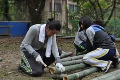 DSC_1154 (uruuruurusu) Tags: house bamboo remake