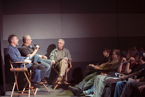 Skip Lievsay and Craig Berkey speak at VFS