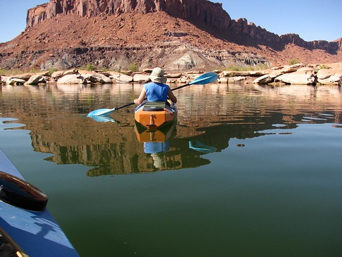 Reflections on the Colorado River