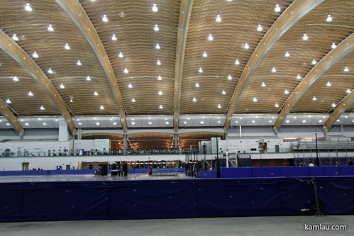 Richmond Olympic Oval by you.