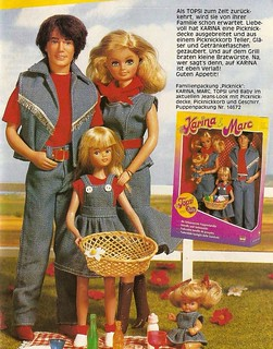 Karina Family (by Busch, 1988)