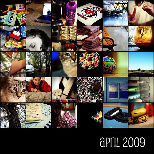 April 2009 [project 365]