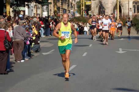 Košický maraton: Na vlastní oči