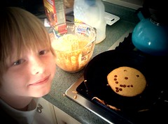Portrait Pancake (sommerspeople) Tags: fone