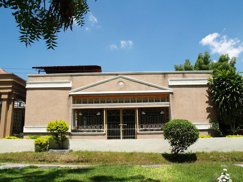 The Yabon Family Mausoleum