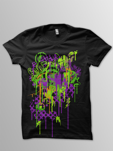 Neon Nature Acid Rain