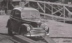ND-78-6? Ford Taunus (Buckeltaunus) (Wouter Duijndam) Tags: auto blackandwhite bw white black ford oldtimer 50 zwart wit taunus serie 60 zaandam zaanstreek jaren vijftig kenteken jaren50 zestig jaren60 vijftiger zestiger buckeltaunus kentekens