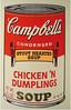 Chicken Dumplings by Andy Warhol