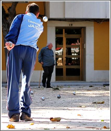 La pentanca, un deporte de riesgo by ADRIANGV2009
