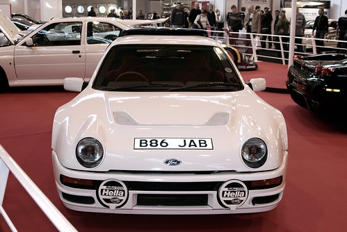 Ford RS 200 Road Car - MPH 2009