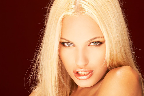 Your blonde sexy woman photo could