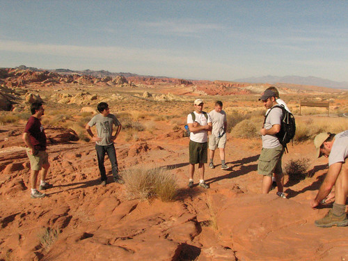 Valley of Fire badasses