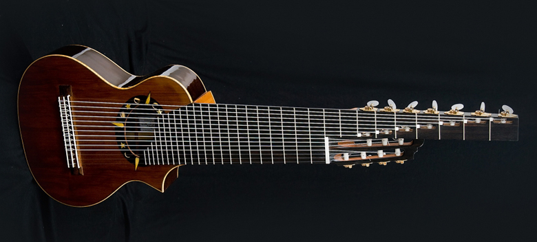 Rodolfo Cucculelli 14-string