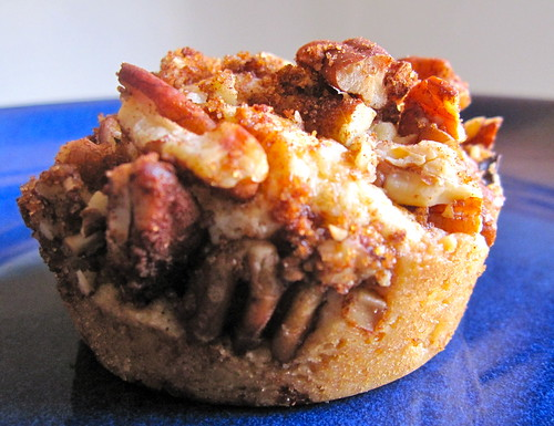 bake this: coffee cake muffins with pecan streusel