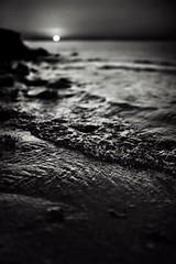 .i am herE (27147) Tags: ocean sunset sea sun beach rock sunrise thailand dawn dusk ripple wave thai chonburi 27147