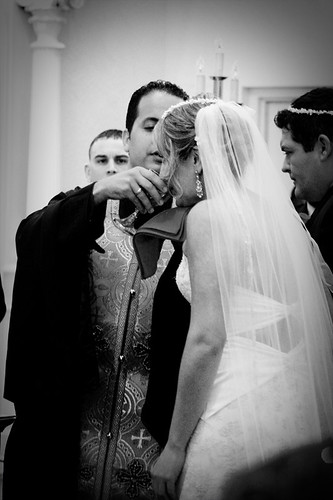 Ceremony BW