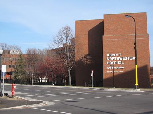 Abbott Northwestern Hospital