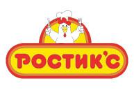Сеть куриных ресторанов «Ростикс». Москва. Петербург.