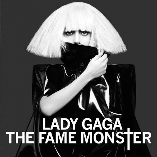 "Lady GaGa ""The Fame Monster"" album cover"
