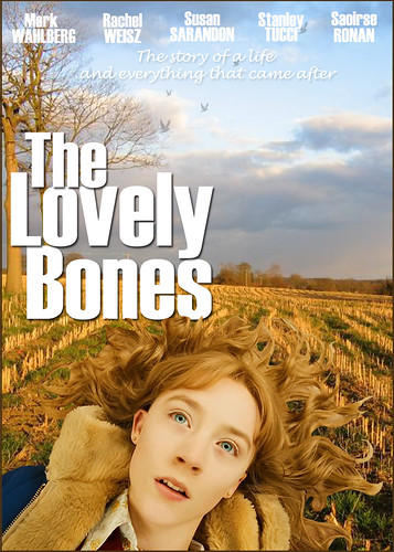 The Lovely Bones DVD Cover