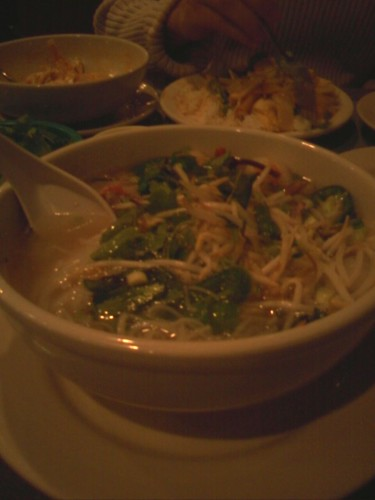 Eating Out at Pho Hien Vuong