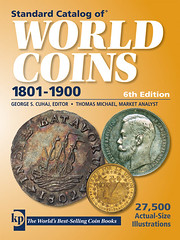 Standard Catalog of World Coins 1801-1900, 6th Edition