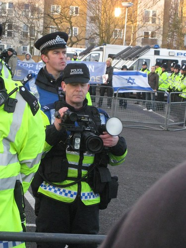 Police photographer 2737