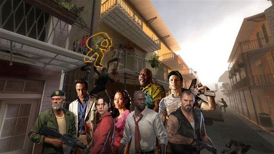 Portal 2 and new L4D DLC on GTTV | GamingShogun