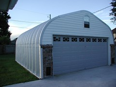 SteelMaster Custom Steel Garage